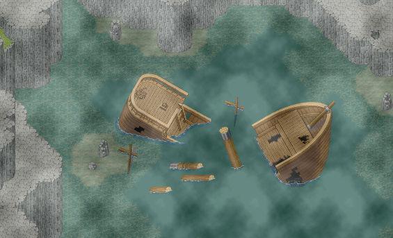 La crique hurlante [RPG Maker XP]