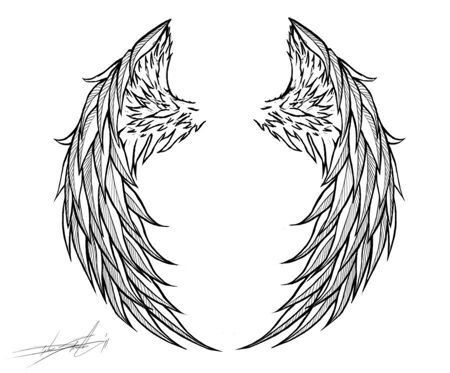 Angel Wings by streetz86 on DeviantArt