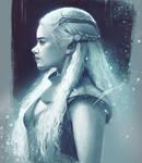 Daenerys Targaryen - Side Profile