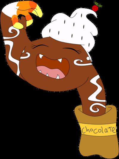 Chocolate Kiko Base Colour by Tinker-Jet