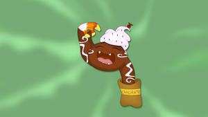 Chocolate Kiko 4K Wallpaper by Tinker-Jet