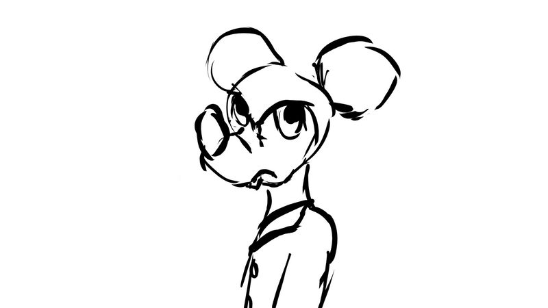 Mortimer Mouse - Comic Concept by Tinker-Jet