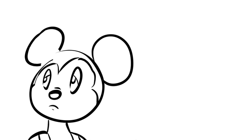 Mickey - Comic Concept by Tinker-Jet