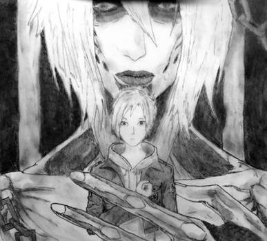 Wicked Eyes and Wicked Hearts - Fanfiction cover by Billy-Cash