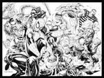 Spiderman villian commission