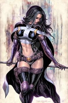 Huntress unmasked
