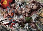 Superman vs Doomsday, Death of Superman