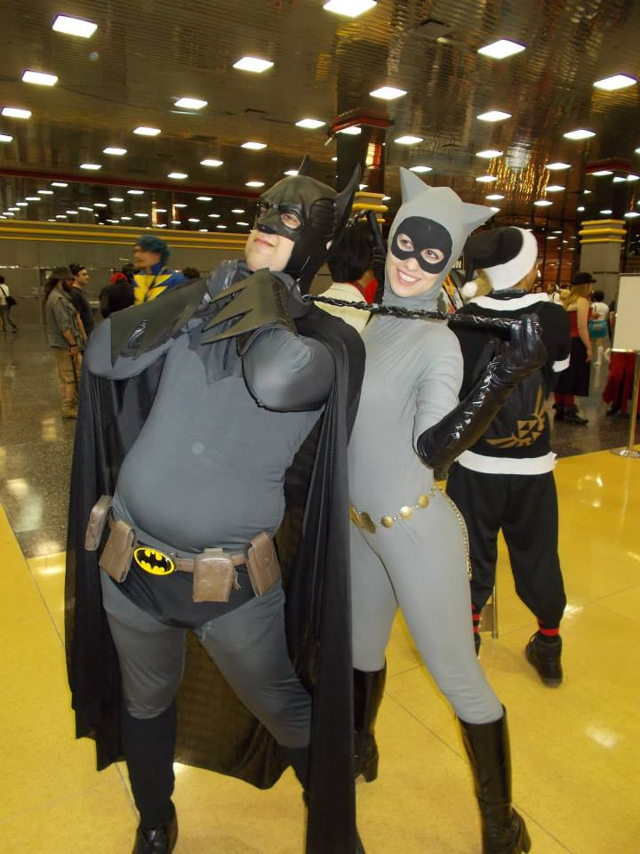 Hello, Batman. ACen 2013 by LittleMarin