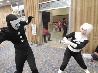 Danny VS The Marionette Puppet