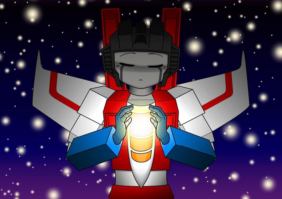 Starscream's Light by AmericanAngel117