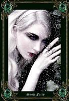 Snow Fairy by Drucila222