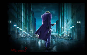 Joker - And here we go. by mirilyon-designz