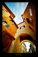 the Time Gate by bosniak