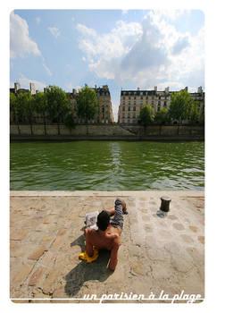 un parisien a la plage - 1