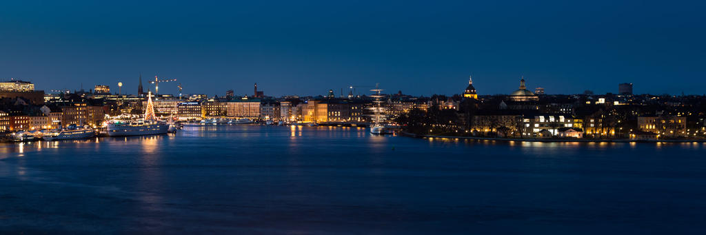 Stockholm Panorama by Friendist