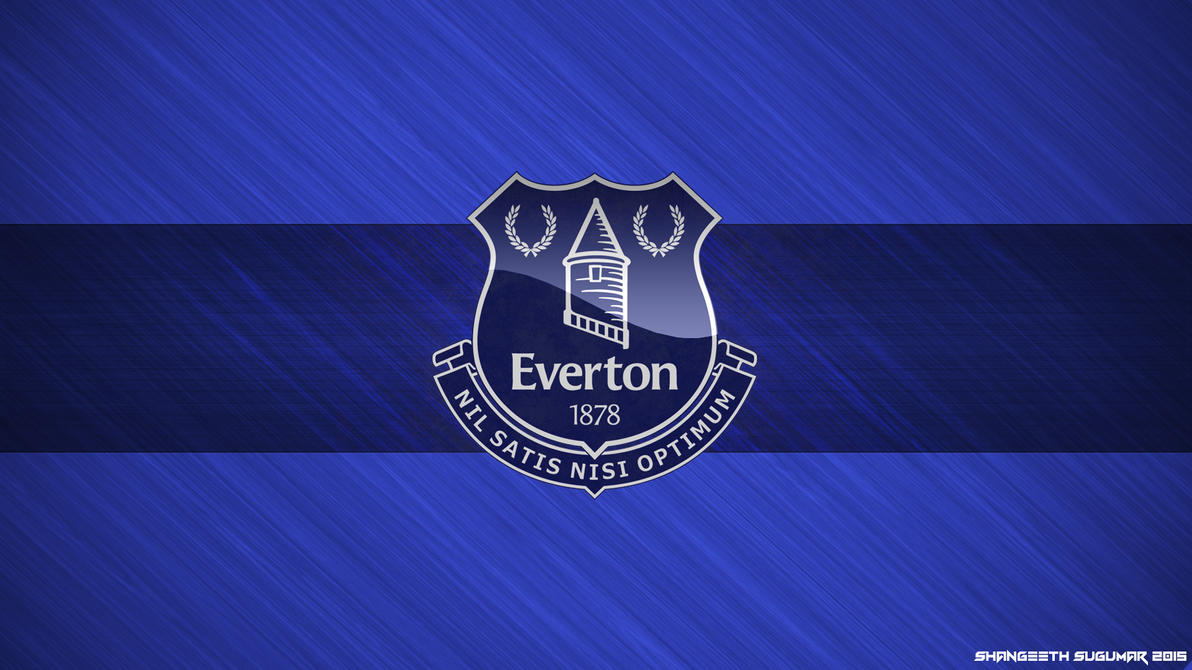 Everton FC 2015 Wallpaper