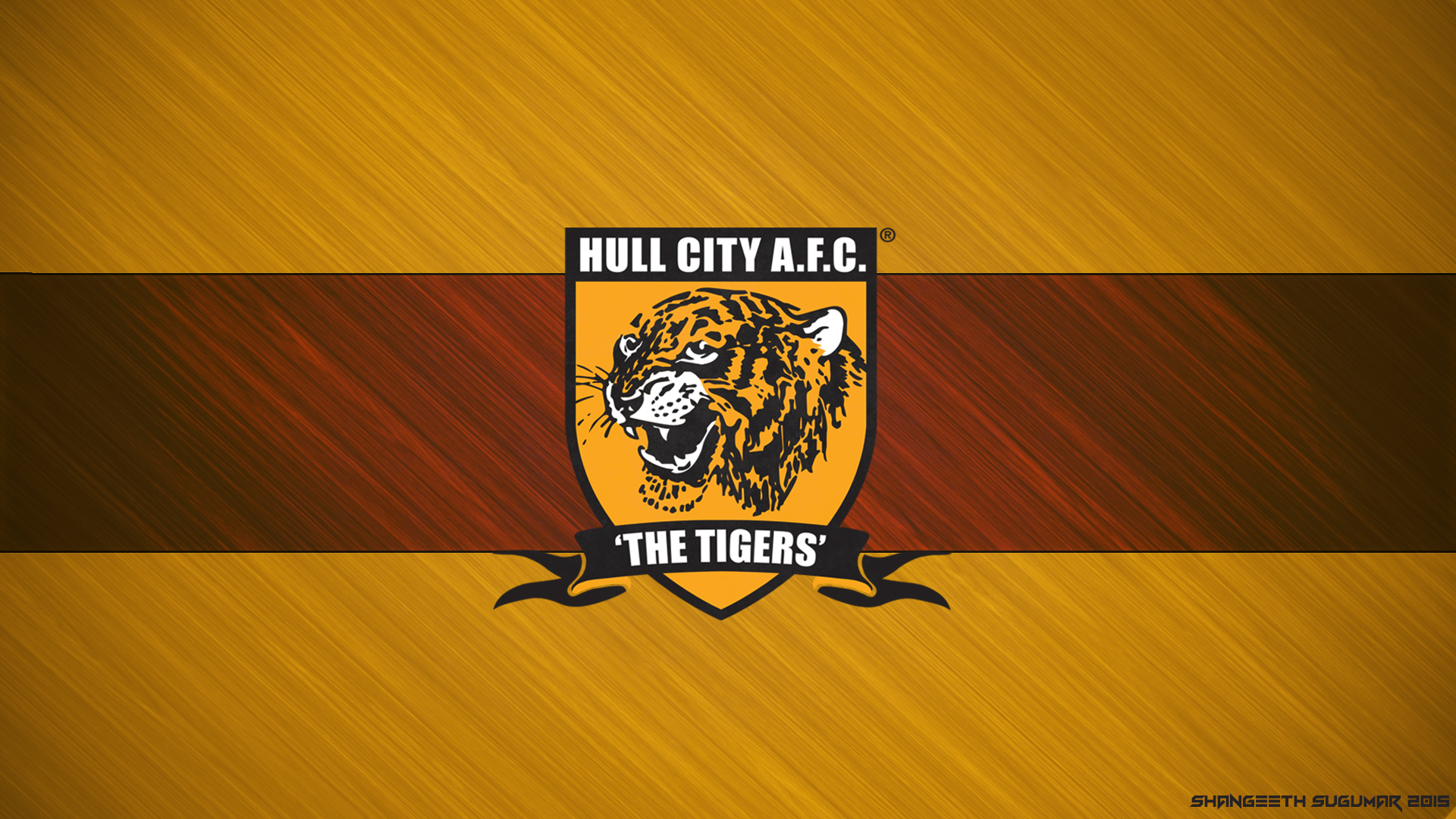 Hull City 2015 Wallpaper
