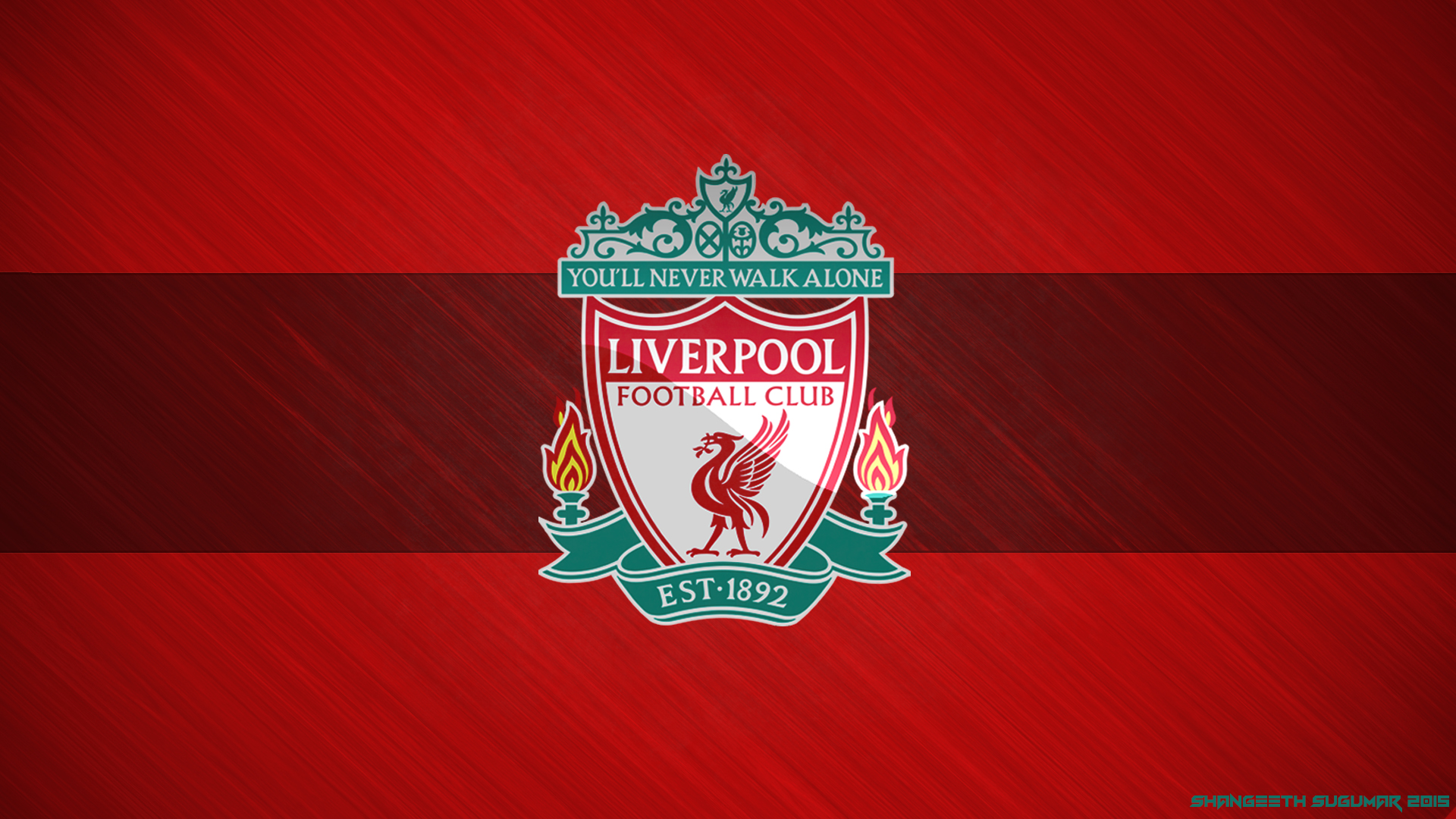 Liverpool FC 2015 Wallpaper - By Shangeeth Sugumar by ...