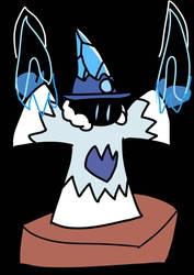 Wintery Wizard by Megamanfan000