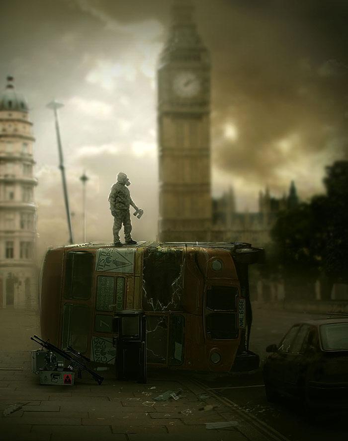 quarantine by AdamRichards