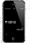 iPhone Typo Lockscreen Theme