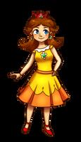Da-Da-Daisy of Sarasaland by Divine-Princess