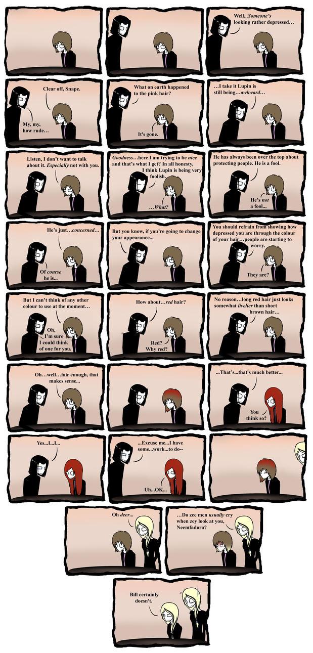 Hair. by Slinkers