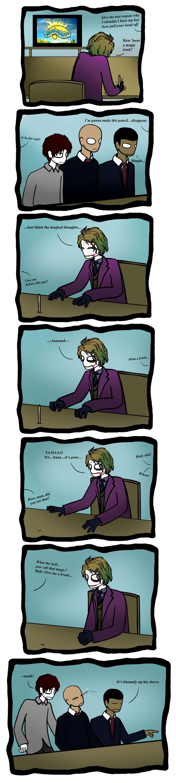 Joker Magics. by Slinkers