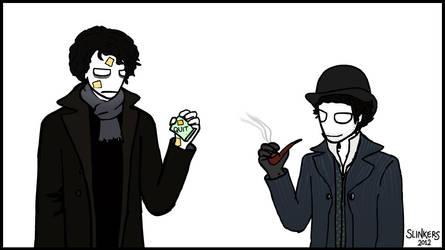 Nicotine. by Slinkers