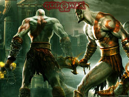 God of war by ulun