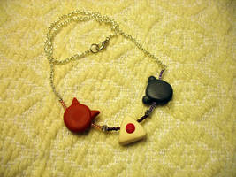Fruits Basket Triad Chain by hymnia7