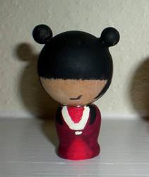 Mai Kokeshi Doll