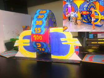 TPIR Portugal/O Preo Certo em Euros big wheel by tpirmariofnaf100