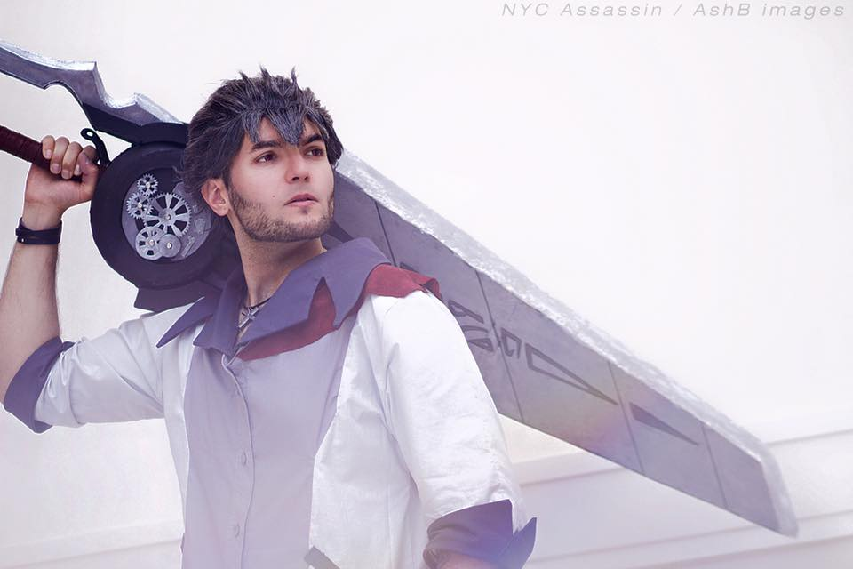Uncle Qrow shot by Ash-B Images by NYCAssassin