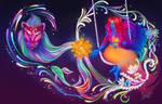 Arcane Idol- Indra. Master of the Light