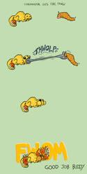some bullshit pokemon comic by MagnoliaPearl