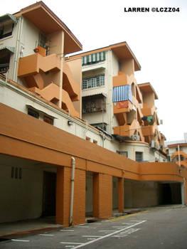 Old Tiong Bahru Estate