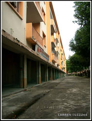 Old Tiong Bahru Estate 1