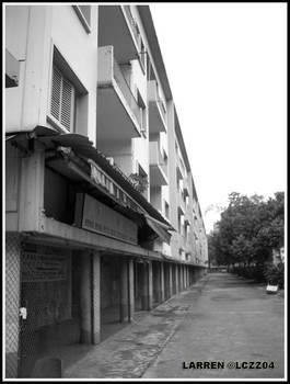 Old Tiong Bahru Estate 2