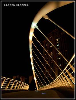 Bridge in the night...