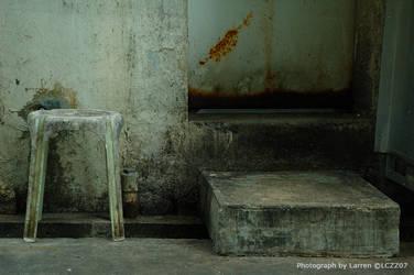 Chair n step...