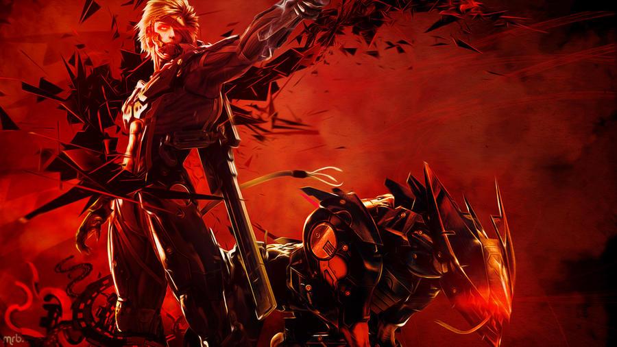 Metal Gear Rising : Revengeance wallpaper by Mrbarclonista