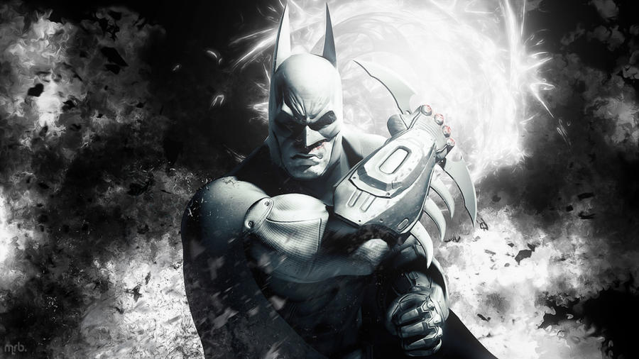 batman arkham city hd wallpaper by mrbarclonista on deviantart