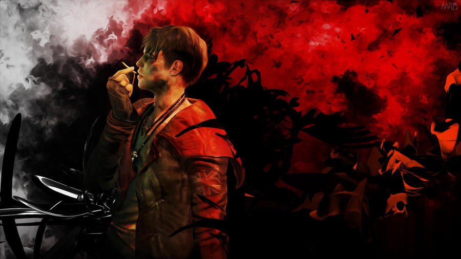 the new dante wallpaper by Mrbarclonista