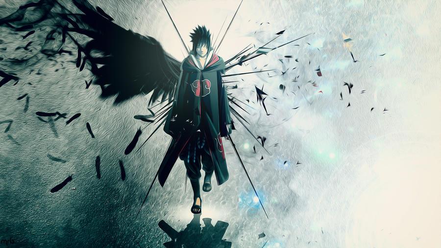 Sasuke Uchiha Hd Wallpaper By Mrbarclonista On Deviantart