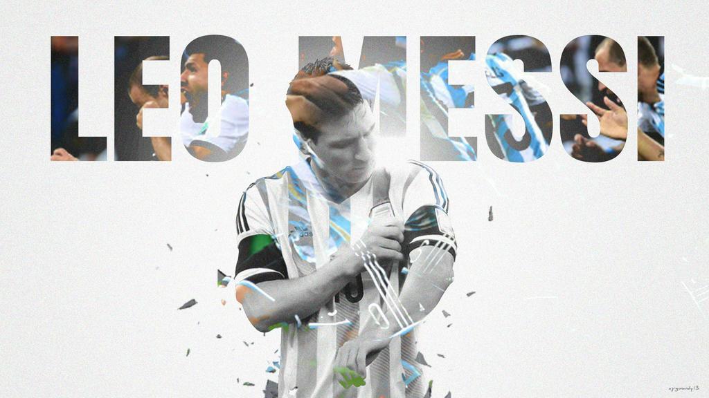 Leo Messi by Mrbarclonista