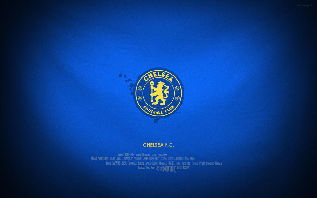 Chelsea the blues by Mrbarclonista