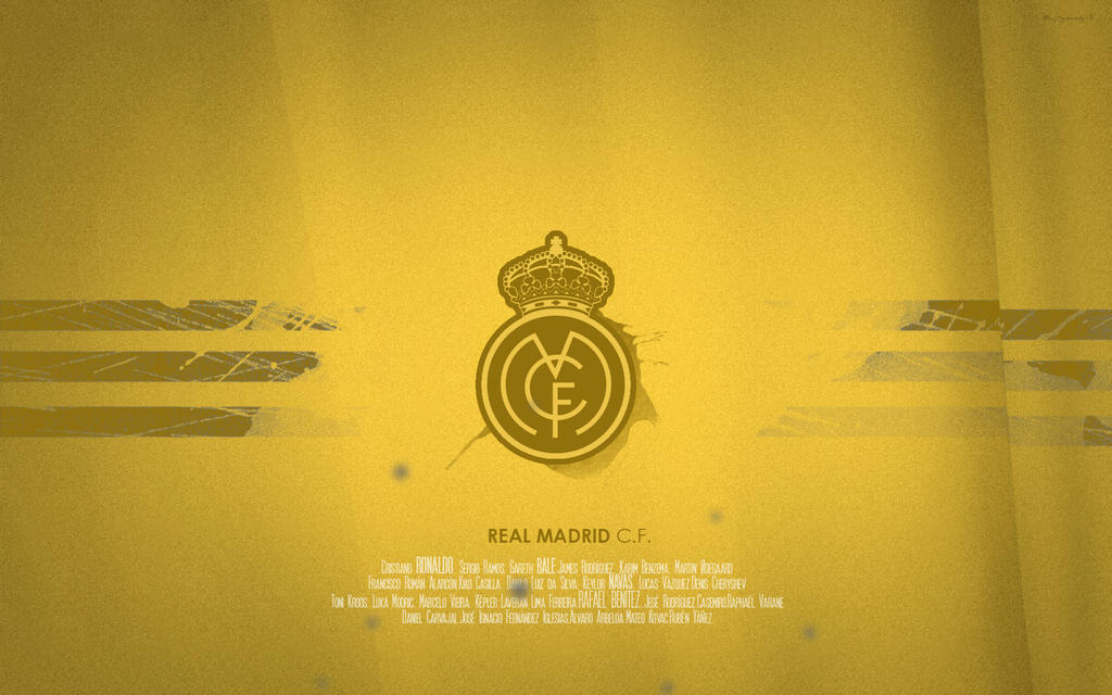 Real Madrid Wallpaper by Mrbarclonista