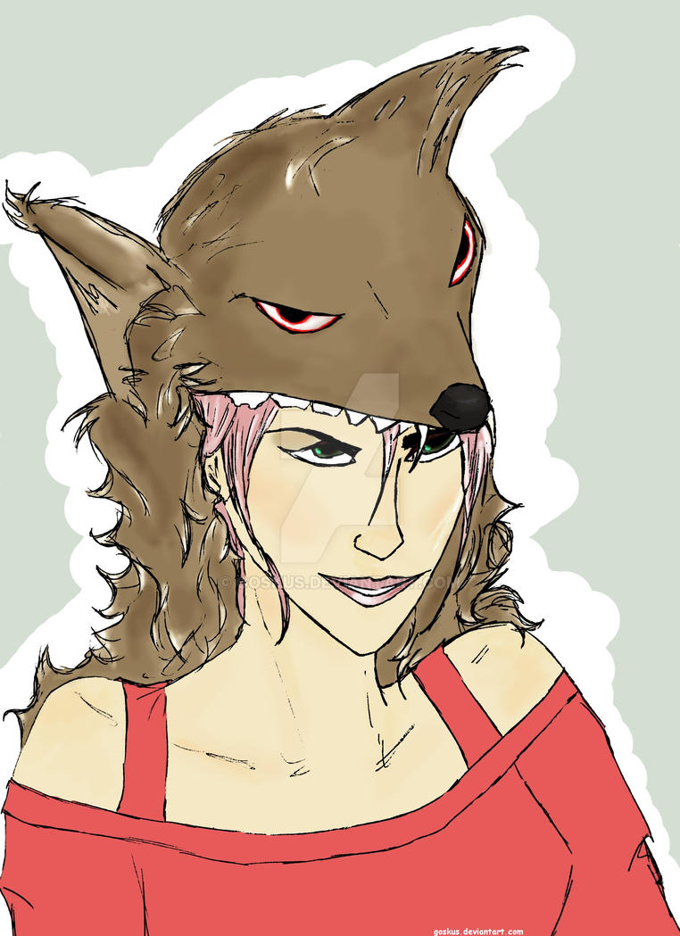 Jackee wolf by Goskus