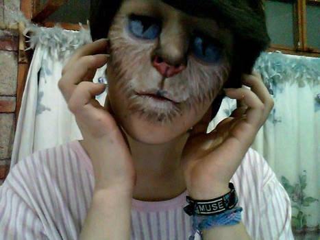 Make up Kitty by kuroshiromuse20